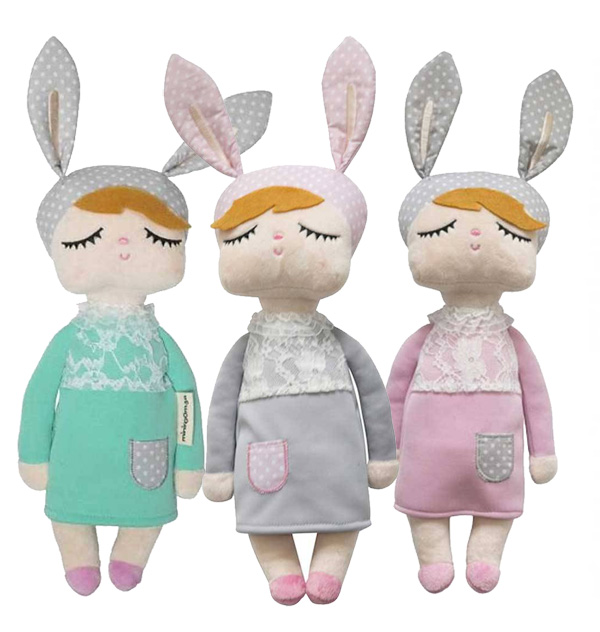 Kanindocka dolls