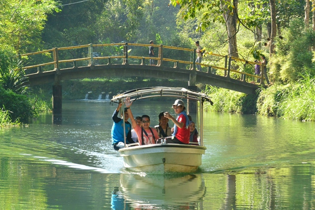 Danau Sanankerto Desa Wisata Sanankerto