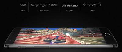OnePlus 3 Specs