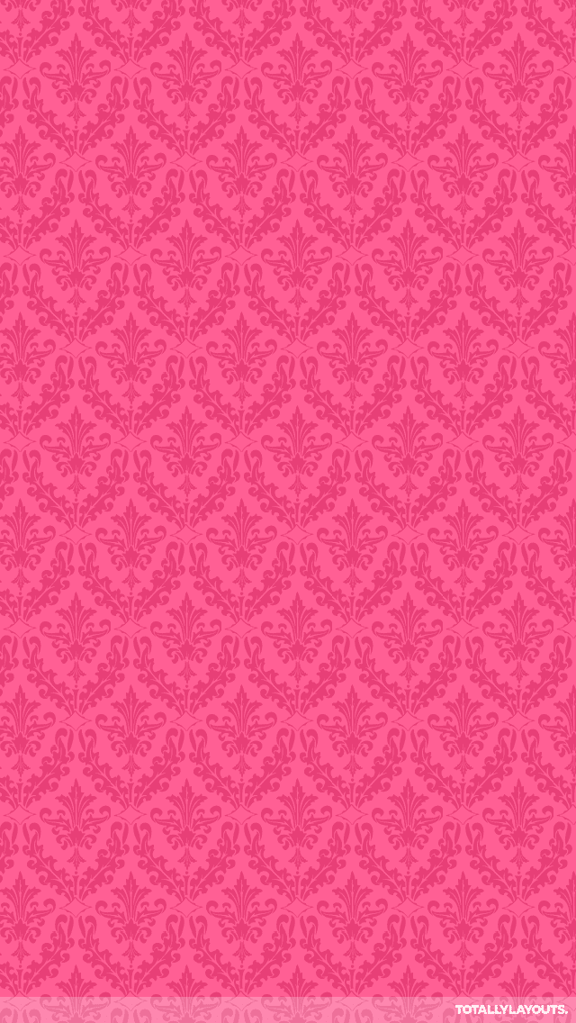 cool pink pattern background for whatsapp