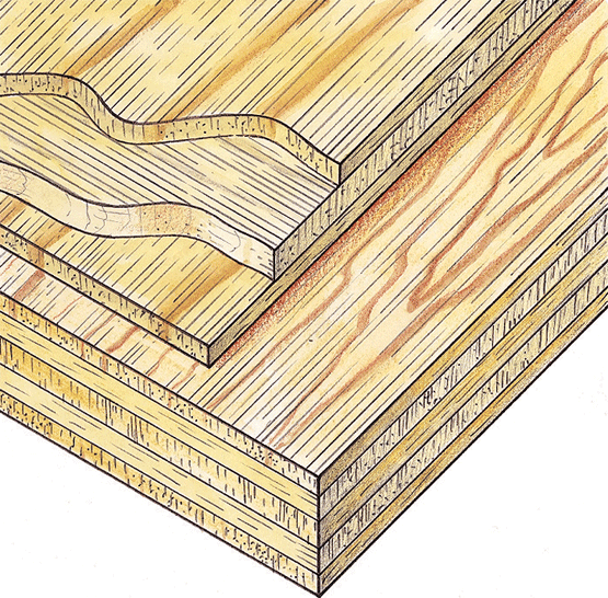 Tecnolog a e s o y tecnolog a industrial bachillerato tipos de tableros de madera - Tablero contrachapado ...