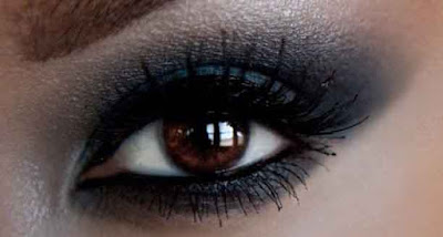 how to apply eye makeup for dark brown eyes stepstep