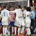 Real Madrid vai recorrer do cartão dado a Nacho, suspenso para a próxima partida