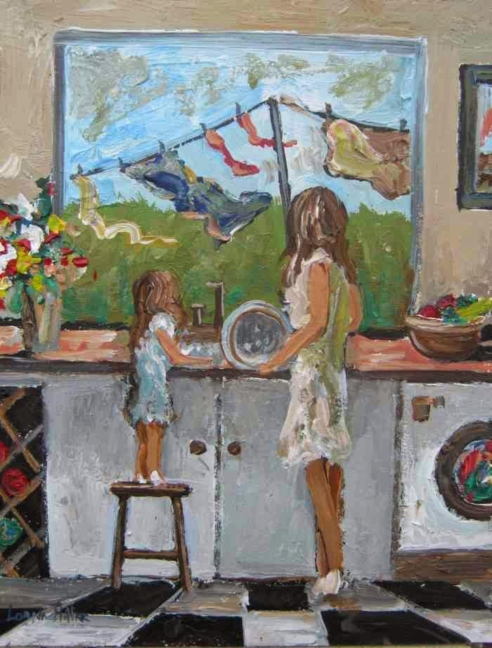 Детские воспоминания. Lorna Millar