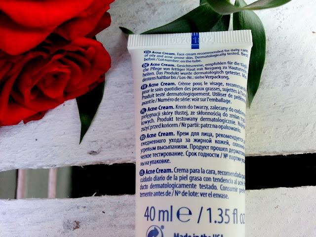Jak używać kremu Acne Cream