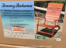 Tommy Bahama Folding Adirondack Chair Costco