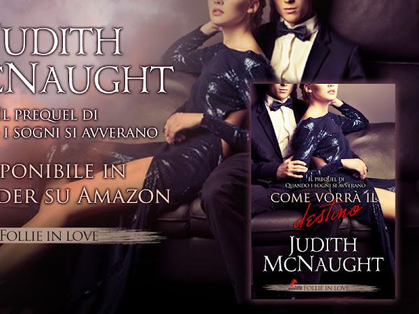 Segnalazione Come Vorrà Il Destino Di Judith McNaught