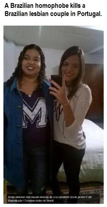 Lidiana Santana And Thayane Milla Mendes