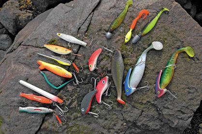 новые снасти для рыбалки