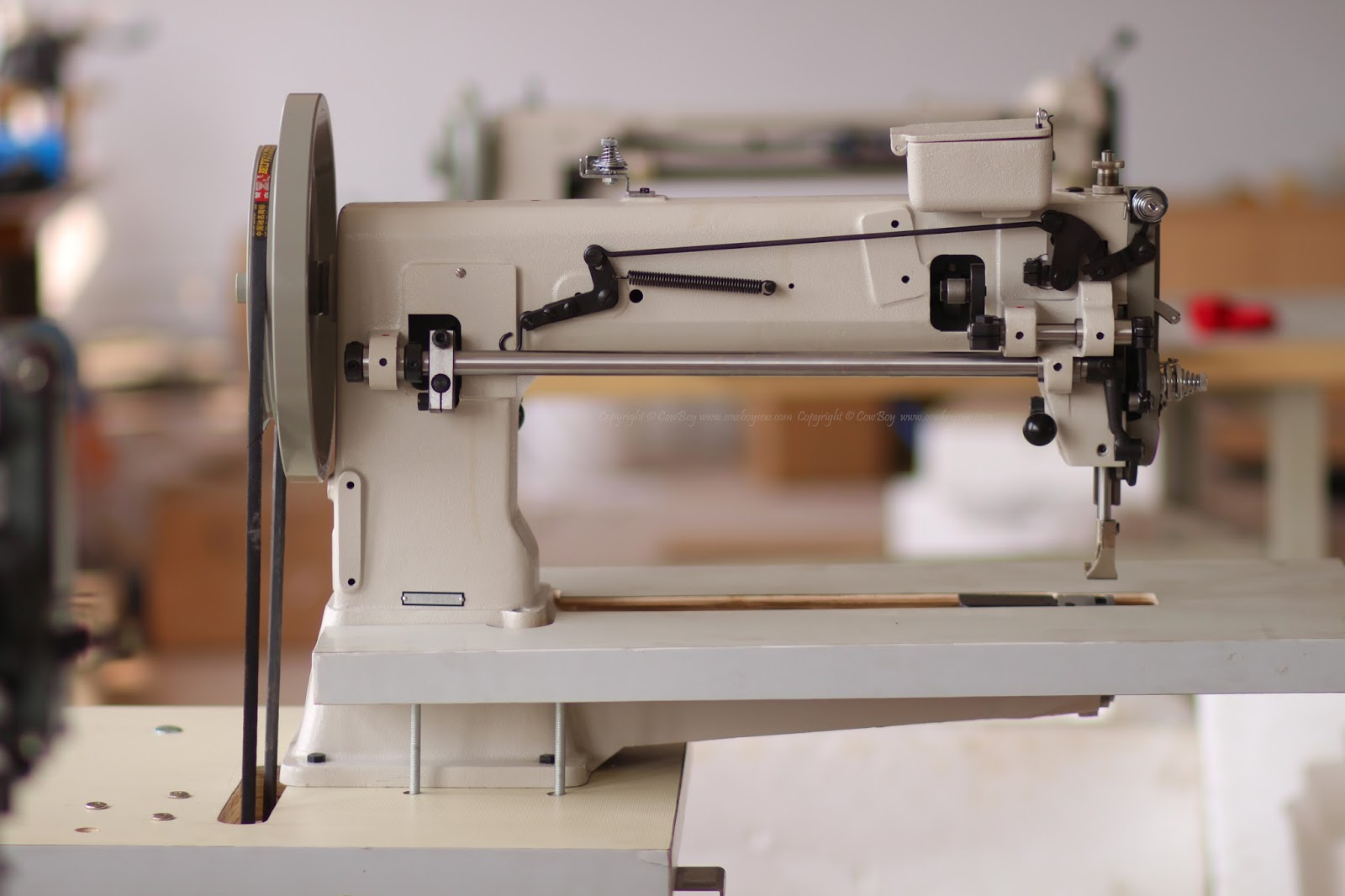 Heavy Duty Industrial Sewing Machines Best Saddle And