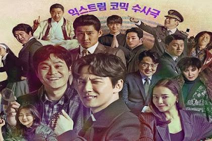 Drama Korea The Fiery Priest Episode 1 Subtitle Indonesia