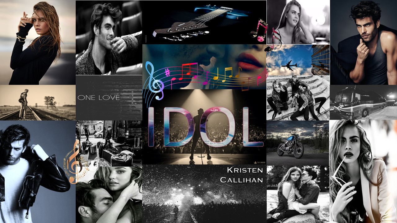 Értékelés - Kristen Callihan: Idol /VIP #1/