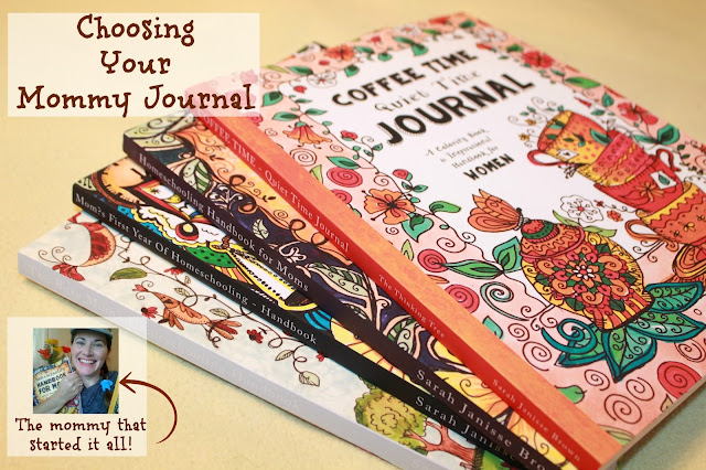 Choosing Your Mommy Journal