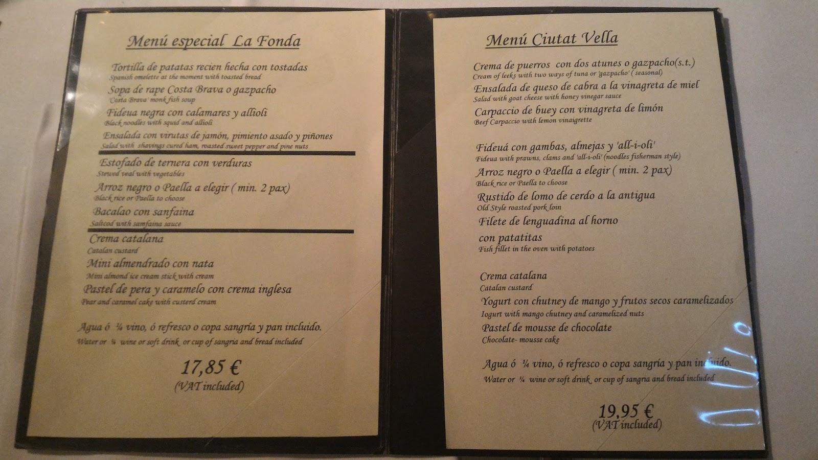 P 20160829 193432 - 【巴塞隆納】La Fonda 便宜親民,CP值超高的西班牙餐廳