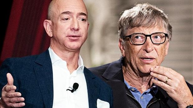 Kalahkan Bill Gates, Jeff Bezos Jadi Orang Terkaya di Dunia
