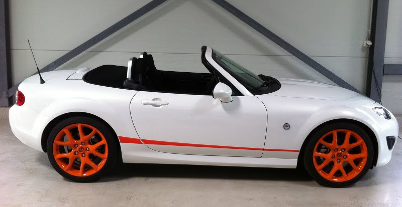 mazda 3 wheels - MX-5 Miata Forum