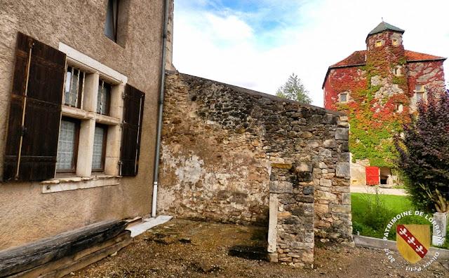 SEXEY-AUX-FORGES (54) - Maison-forte (XVe-XVIe siècle)