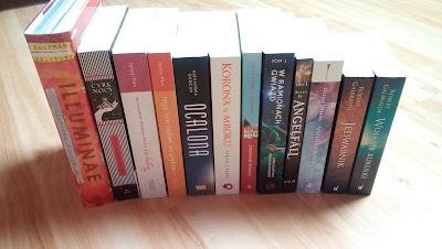 Czyszczenie biblioteczki - sprzedam książki! #1