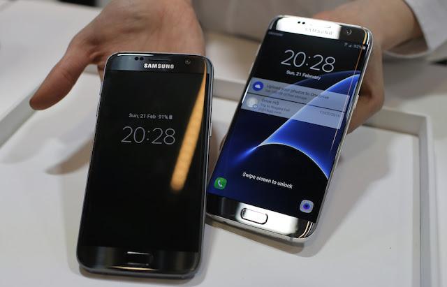 come collegare Samsung Galaxy S7 al PC o MAC