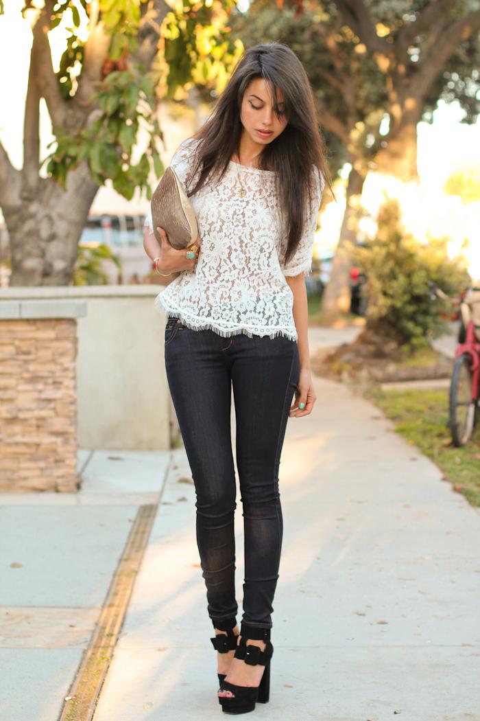 Vivaluxury Fashion Blog By Annabelle Fleur Winter White