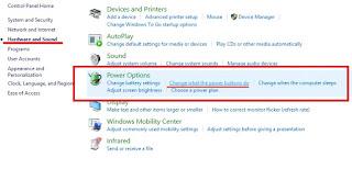 Cara Agar Laptop Tetap Menyala/Mati Otomatis saat Layar ditutup