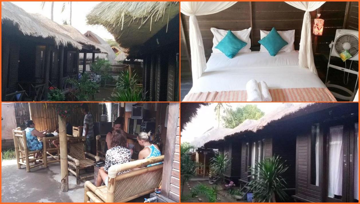 Hotel Di Obyek Wisata Gili Trawangan