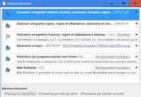 Migliori estensioni per LibreOffice da installare