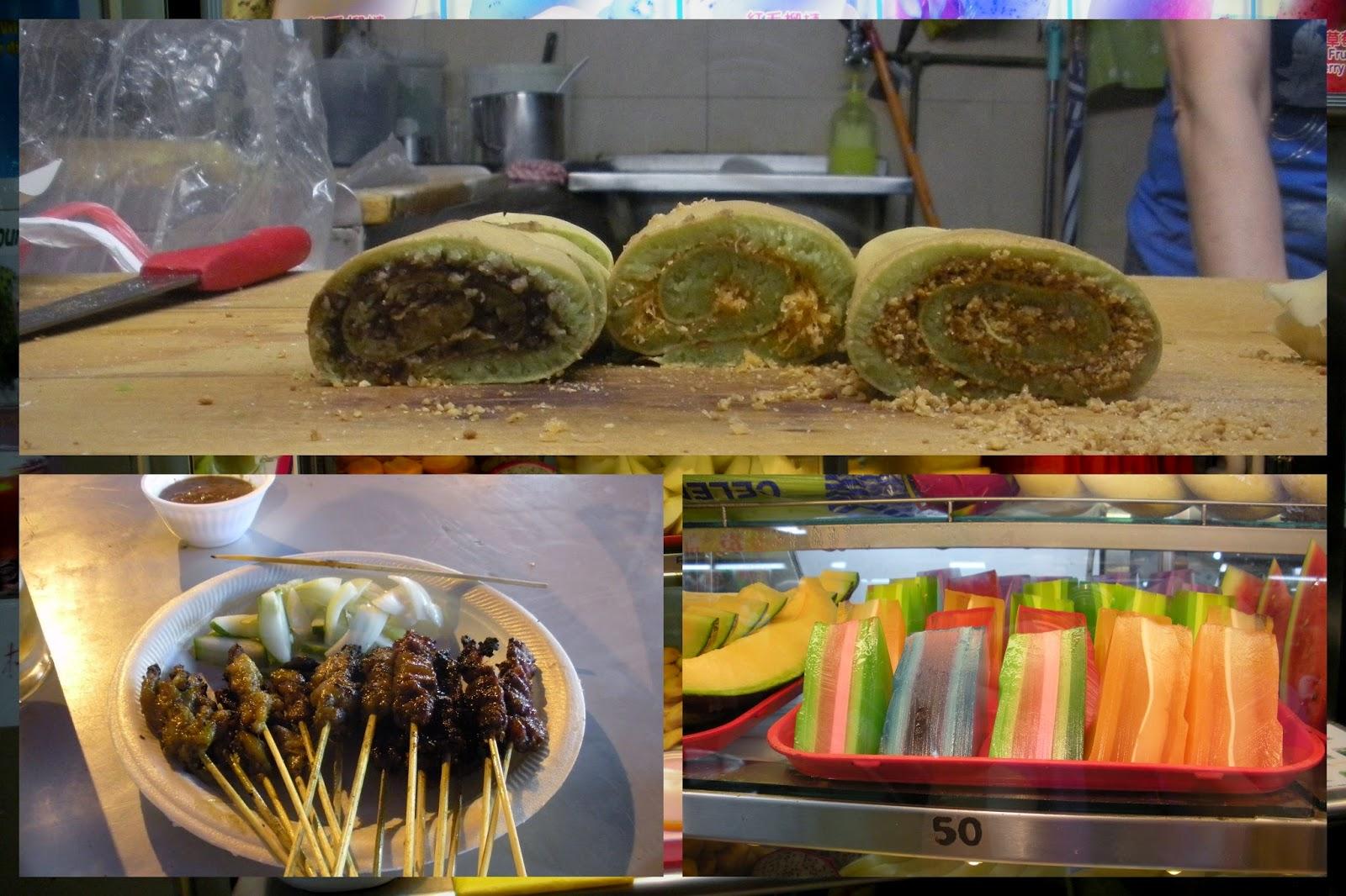 Singapore Street Food