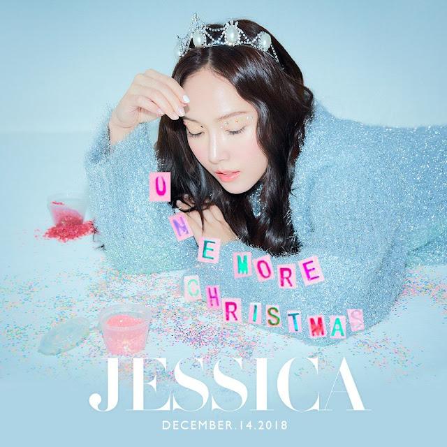 jessica comeback single one more christmas