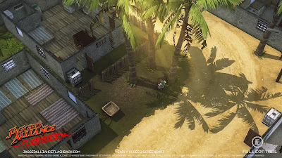 Jagged Alliance: Flashback