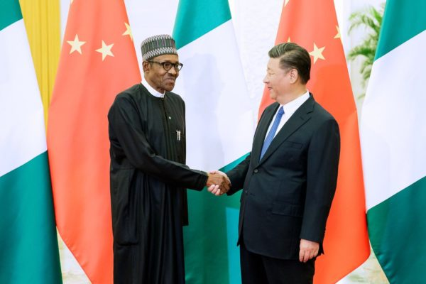 Buhari and Xi Jinping: nods for Mambilla hydro-project and others