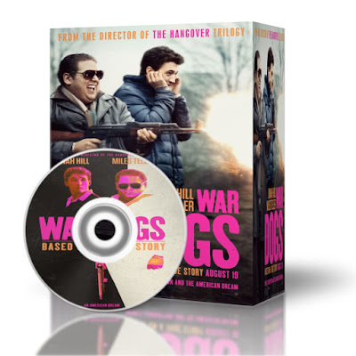 War Dogs (Juego De Armas) 2016 HDrip-Mp4-1080p Latino y Ingles
