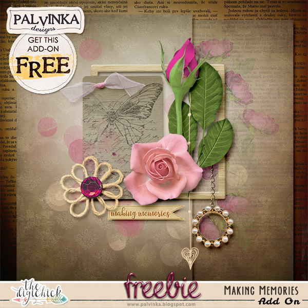 Making Memories Collection by Palvinka Designs
