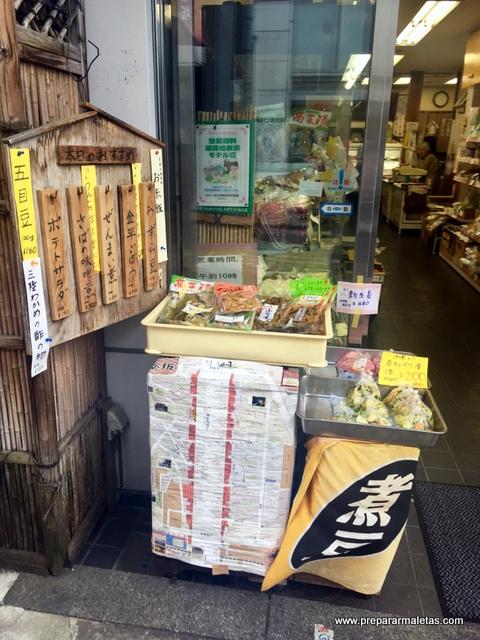tiendas bonitas y curiosas en tokio