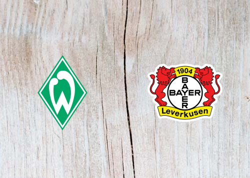 Werder Bremen vs Bayer Leverkusen Highlights 28 Oct 2018