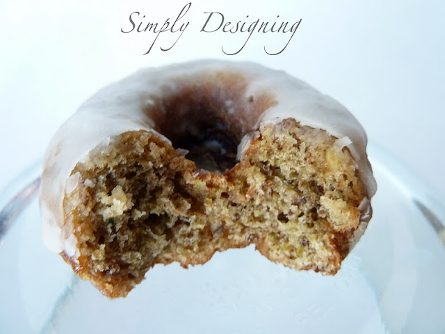 06 Zucchini Donuts with babycakes Donut Maker 18