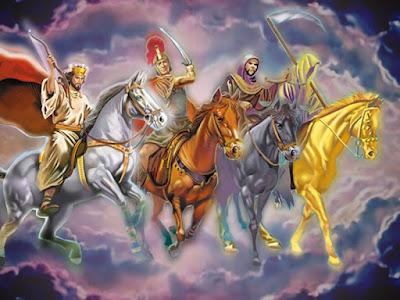 Apocalipsis Radio : ¿Quiénes son los cuatro jinetes del Apocalipsis?