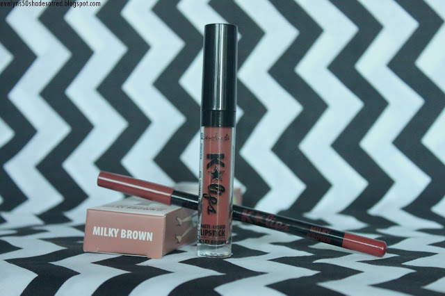 Lovely K'Lips 03 Milky Brown