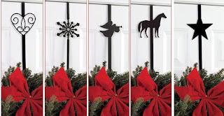 wreath hooks