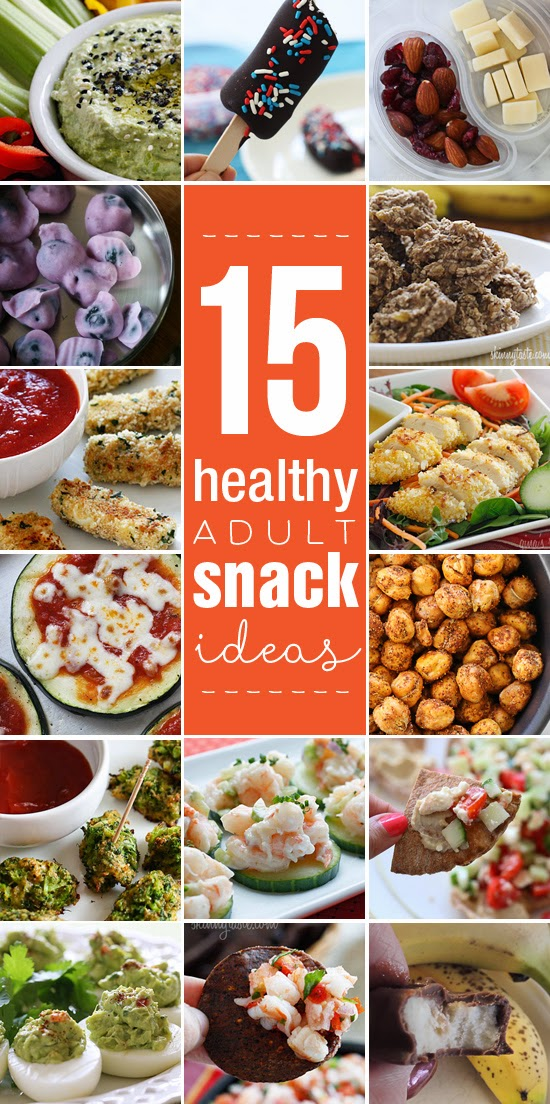 Health Snacks For Adults 16