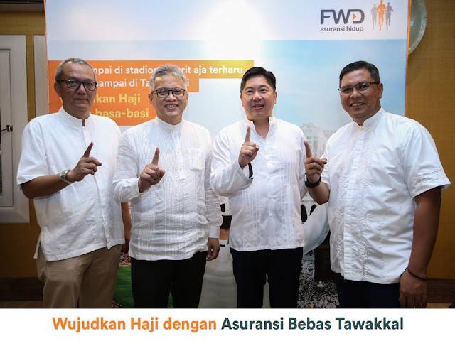 asuransi bebas tawakkal wujudkan haji masyarakat indonesia