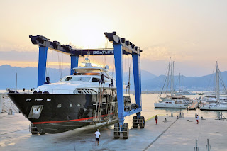 Marina d'Arechi invests in the ship repairing and maintenance