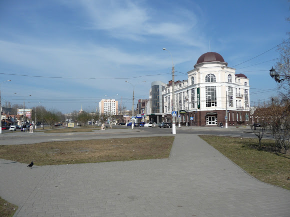 Николаев. Садовая ул.