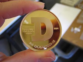 DogeCoin,mengenal doge coin,uang,fauncet,minning