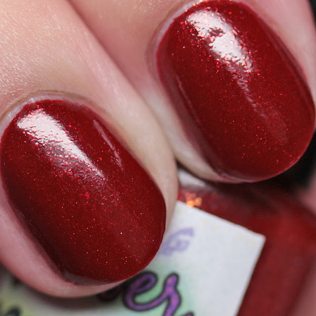 Wildflower Lacquer Santa Baby