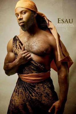 Esau Black Biblical characters