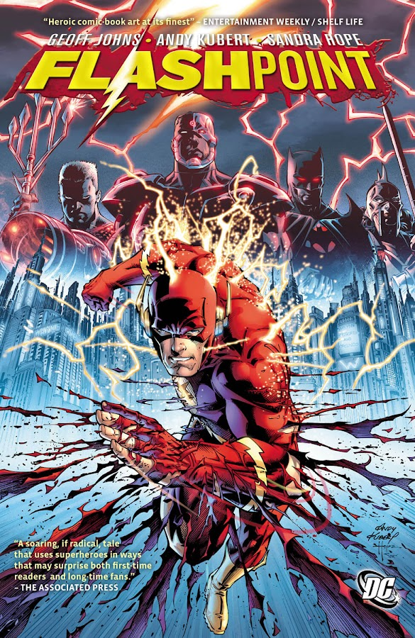 flashpoint dc comics