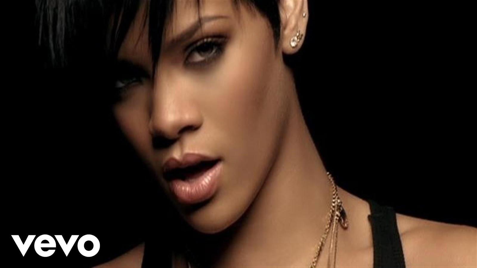Rihanna take a bow lyrics on screen youtube.