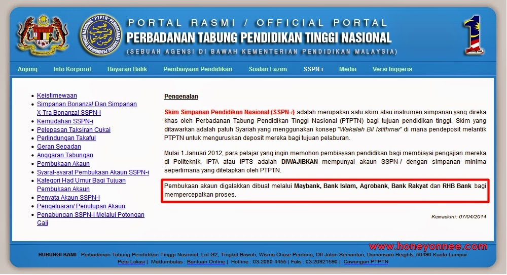 http://www.ptptn.gov.my/web/guest/simpanan