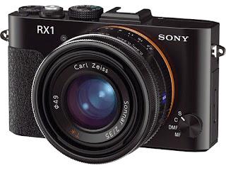 kamera Sony DSC-RX1